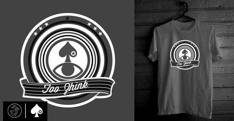 Diseño camisetas Too Zhink 8