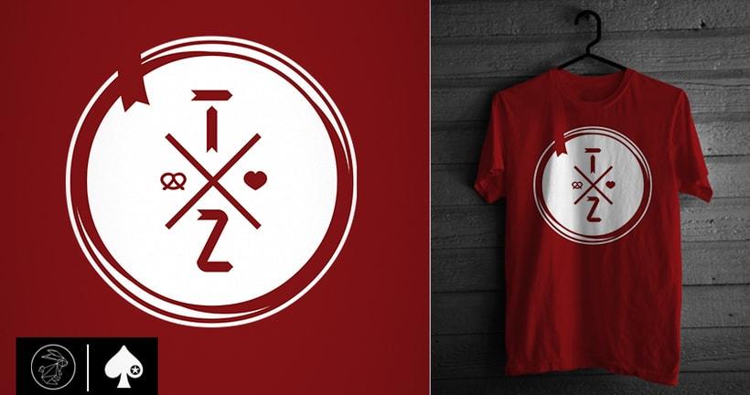 Diseño camisetas Too Zhink 9