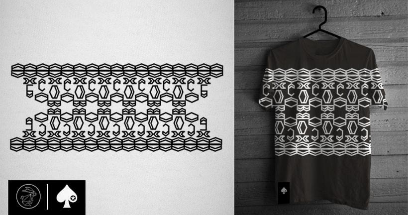 Diseño camisetas Too Zhink 10