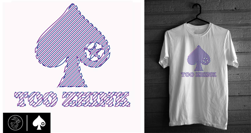 Diseño camisetas Too Zhink 12