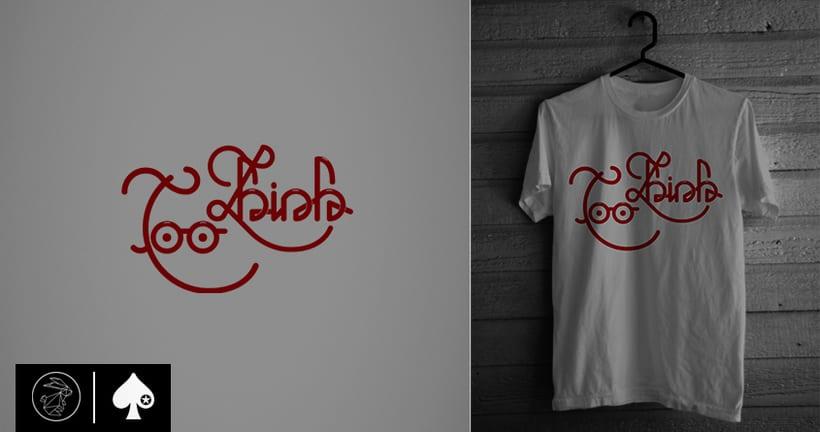 Diseño camisetas Too Zhink 13