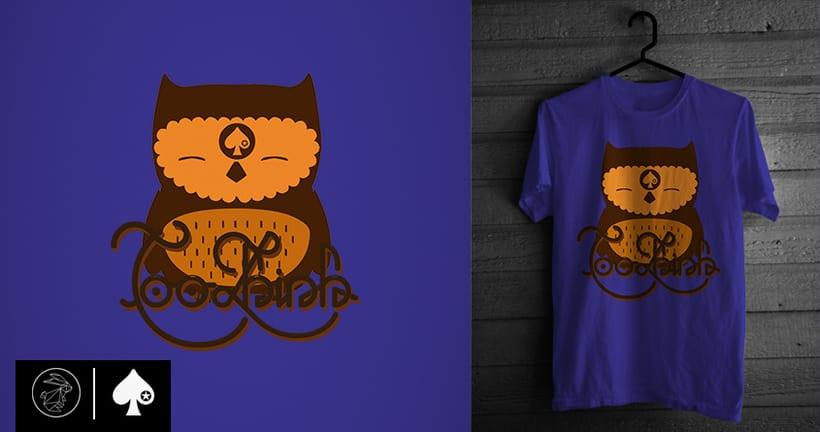 Diseño camisetas Too Zhink 14