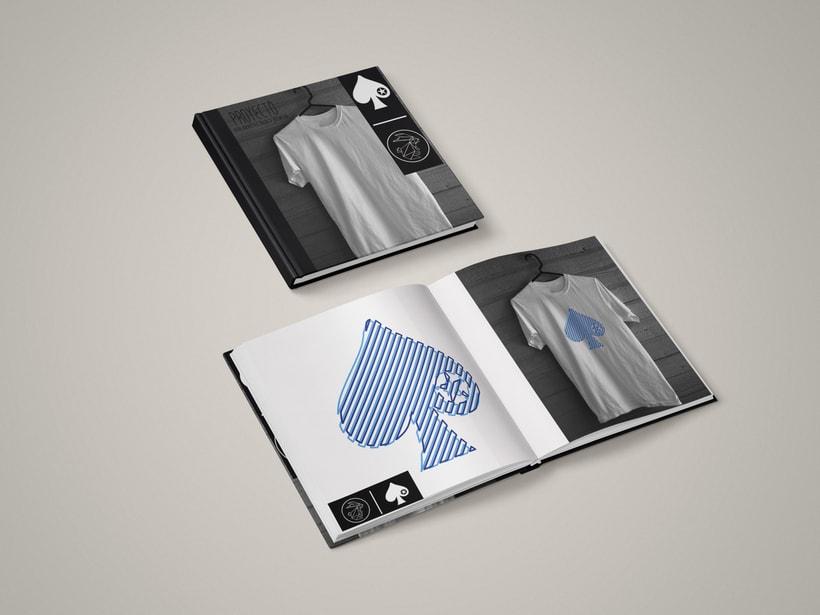 Diseño camisetas Too Zhink 0