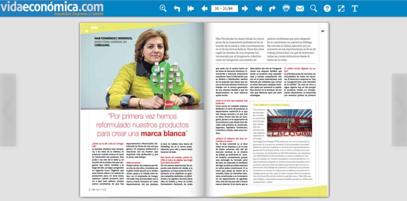 Entrevista directora general de Ceregumil (Páginas 30-33) -1