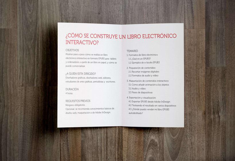 Cuartilla plegable para Taller de Diseño de e-books -1