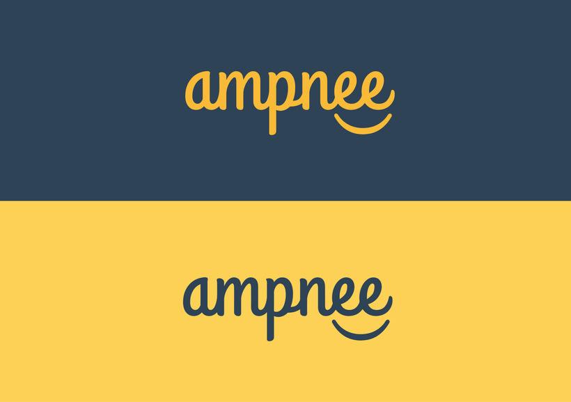 ampnee | Brand Identity 4