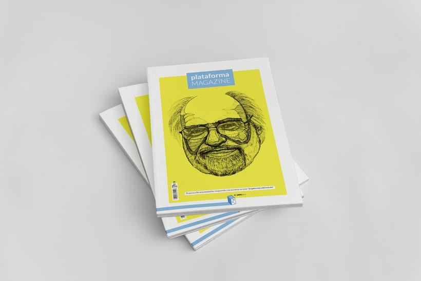 Plataforma Magazine - Proyecto Editorial 14
