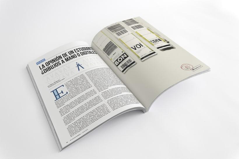 Plataforma Magazine - Proyecto Editorial 10