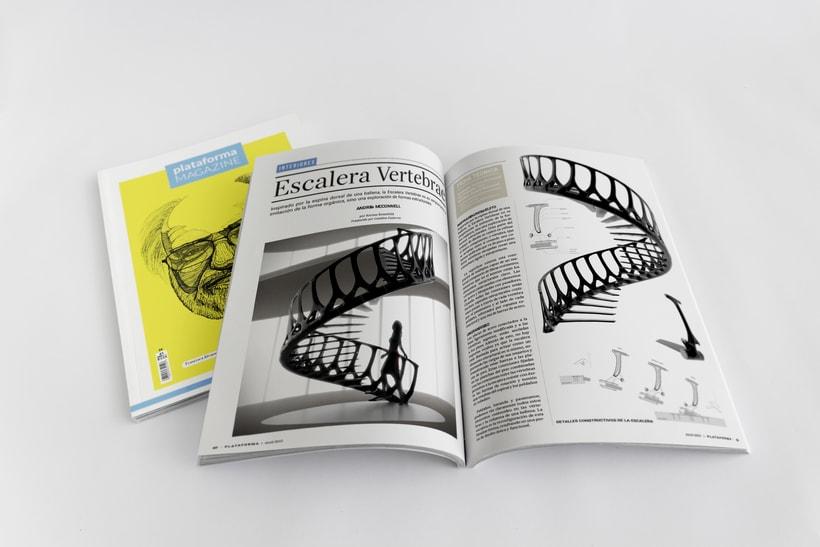 Plataforma Magazine - Proyecto Editorial 12