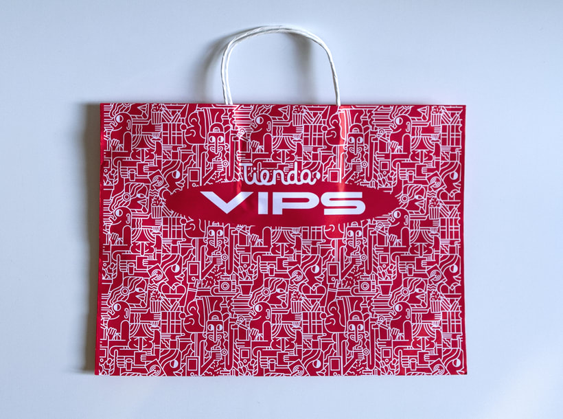 Packaging VIPS 5
