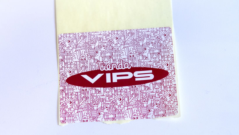 Packaging VIPS 7
