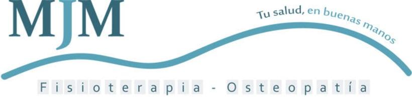 Diseño gráfico y diseño web para Osteopatía MJM 0