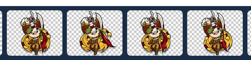 Sweet Sins App - Character Design 21