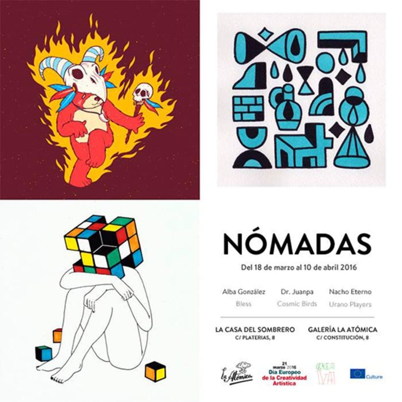 NÓMADAS - CREAVA 2016 0
