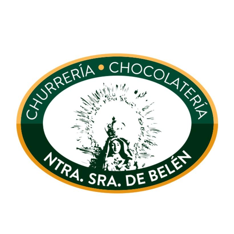 Logotipo Churrería - Chocolatería Nstra. Sra. de Belén 0