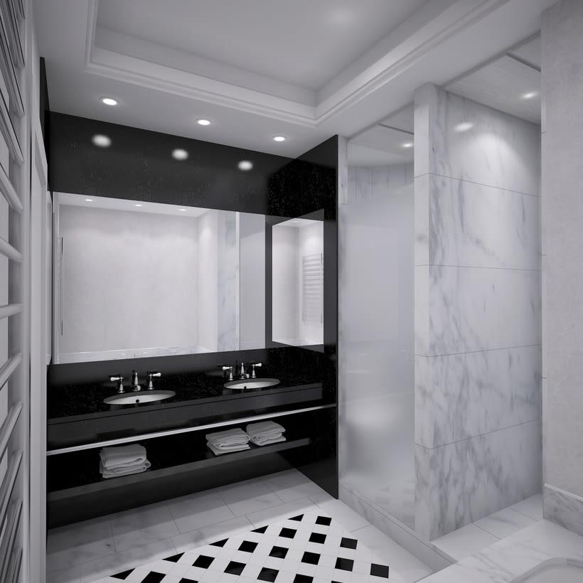 3D Baño  2