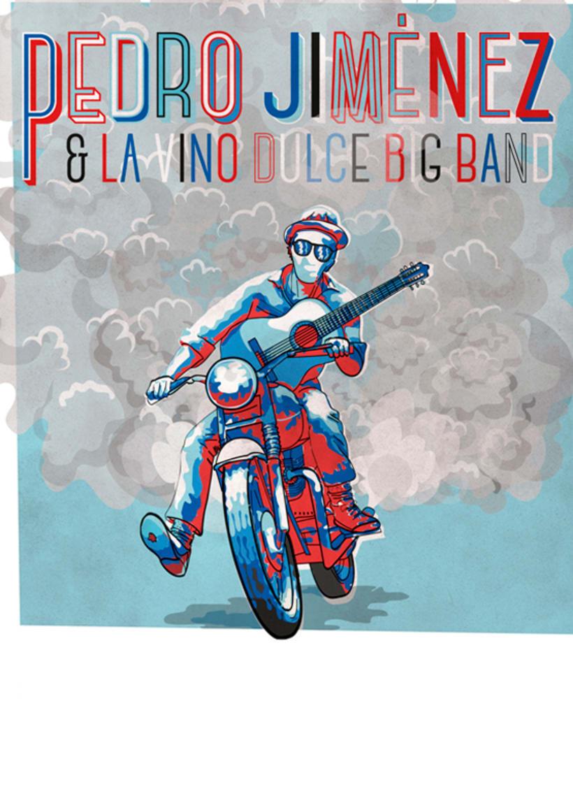 Pedro Jiménez & La Vino Dulce Big Band. 0
