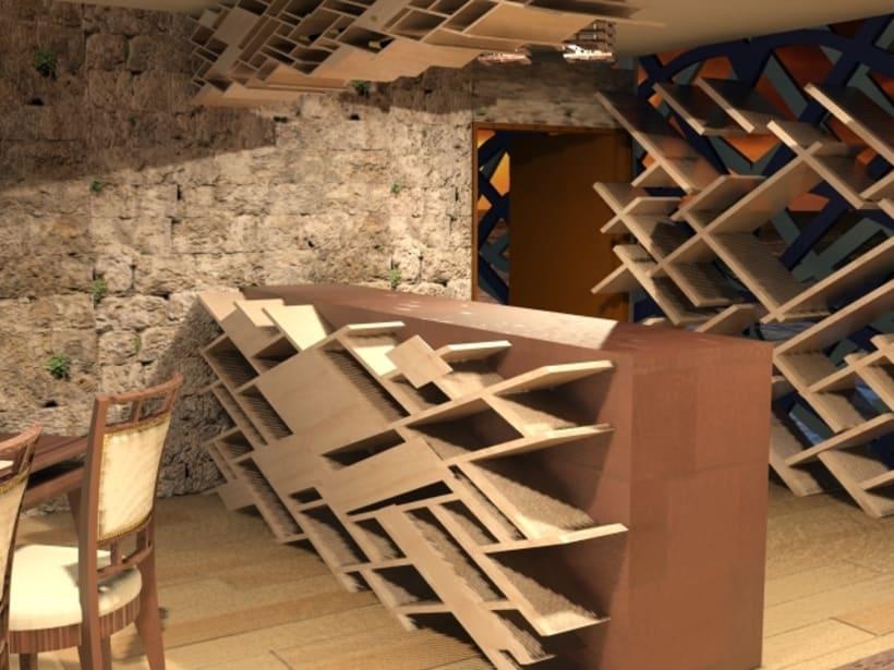 Restaurant ocean lounge 0