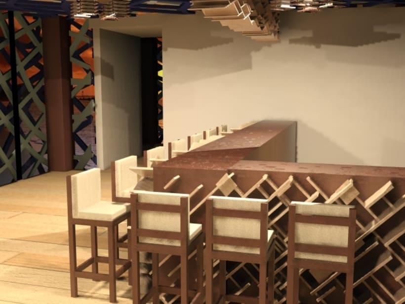 Restaurant ocean lounge 2