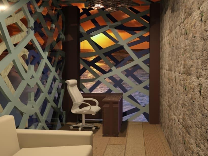 Restaurant ocean lounge 3