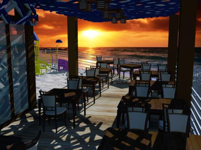 Restaurant ocean lounge 4