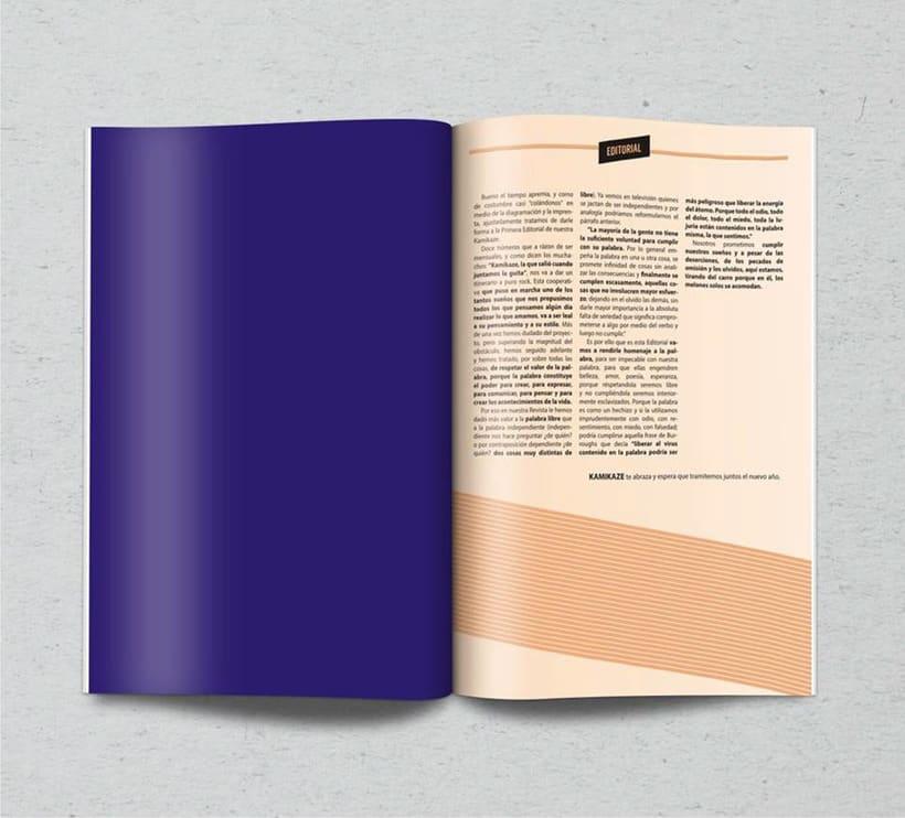 Edición de Revista 1