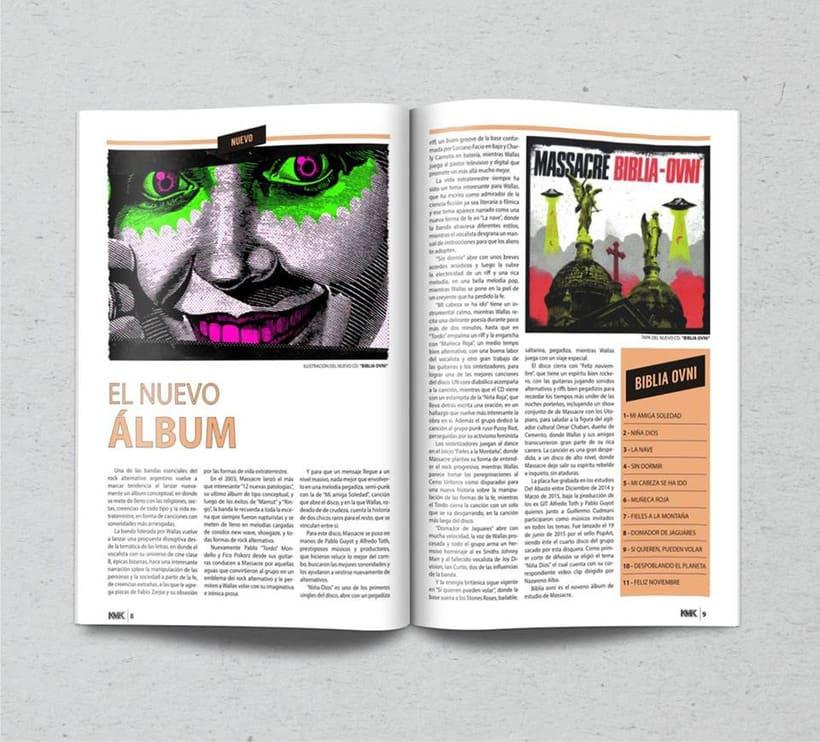 Edición de Revista 5