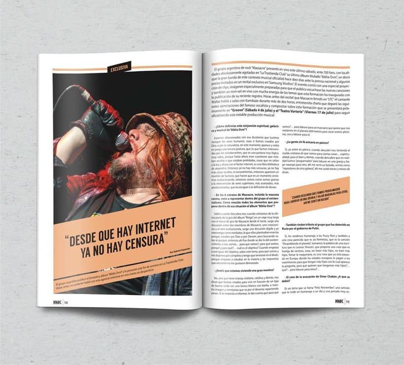 Edición de Revista 6