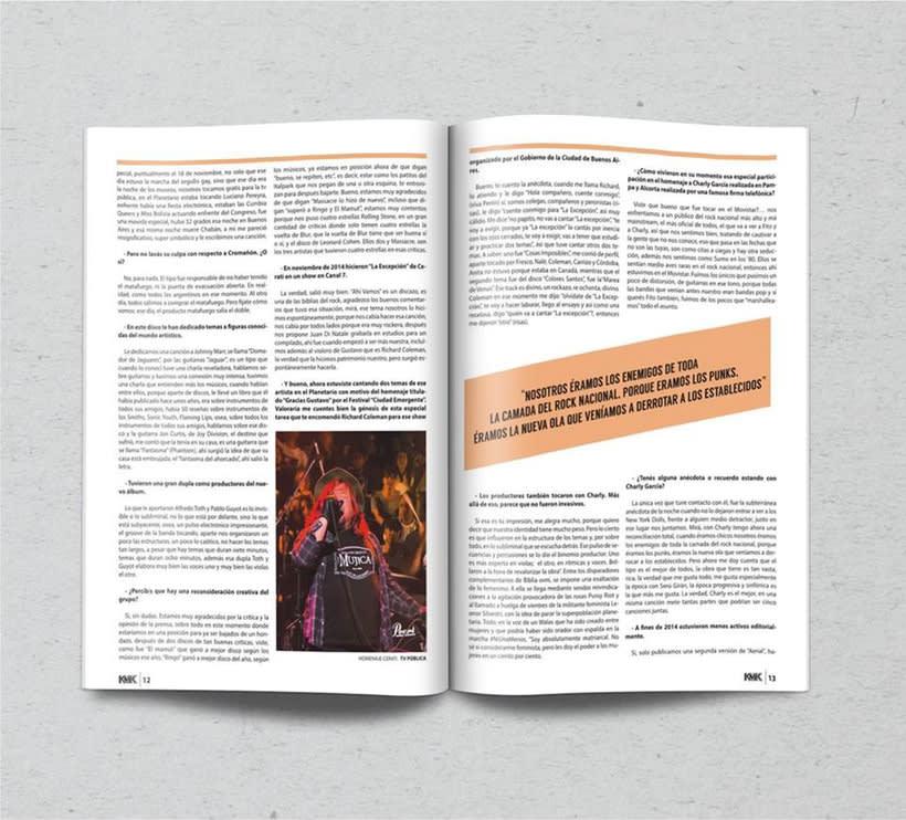 Edición de Revista 7