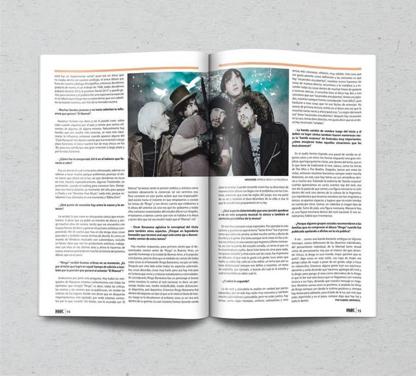 Edición de Revista 8