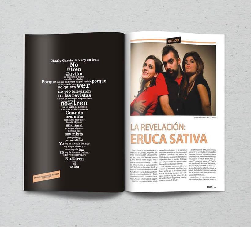 Edición de Revista 10