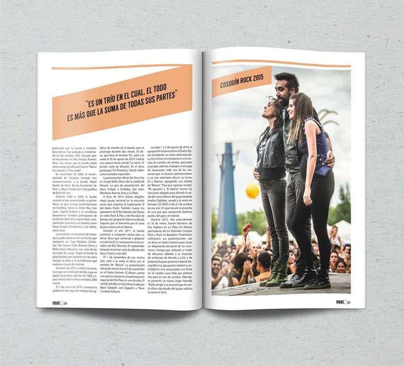 Edición de Revista 11