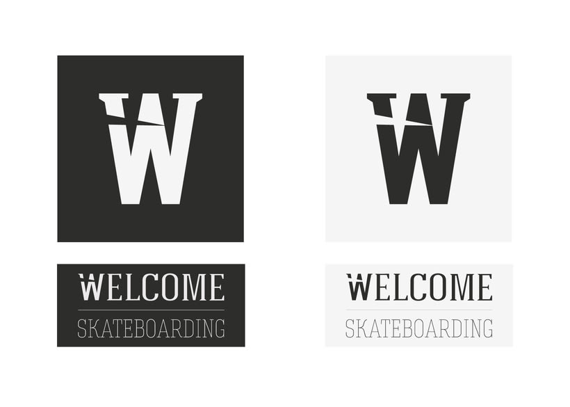 Welcome Skateboarding Shop | Brand Redesign 4