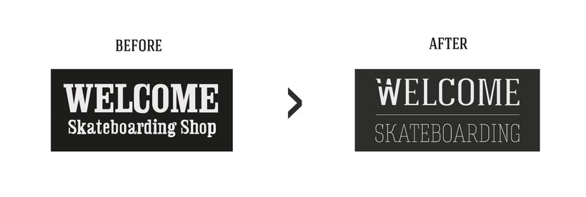 Welcome Skateboarding Shop | Brand Redesign 3