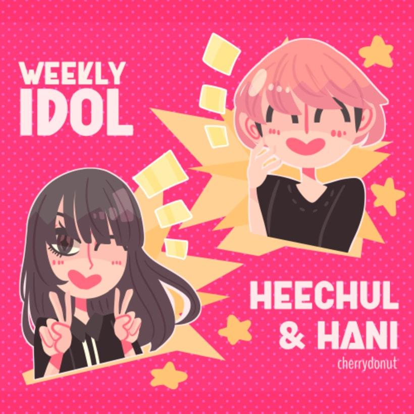 Heechul (personal y para Heechul Chile Petals) 1