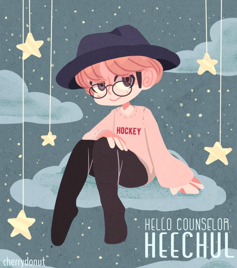 Heechul (personal y para Heechul Chile Petals) 4