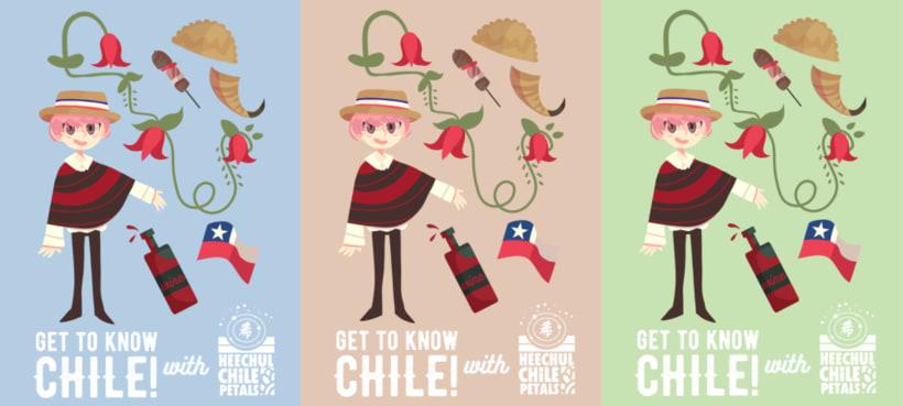 Heechul (personal y para Heechul Chile Petals) 5