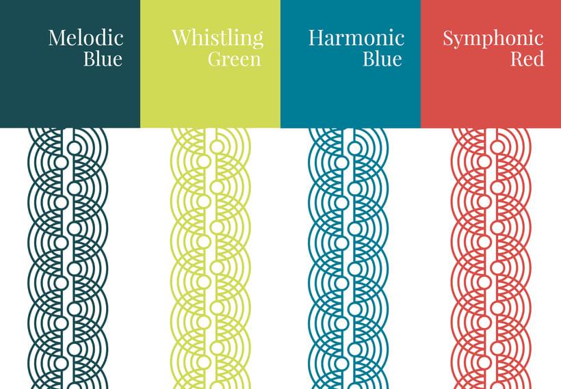 Orquesta Sinfónica Arte y People | Brand Identity 5