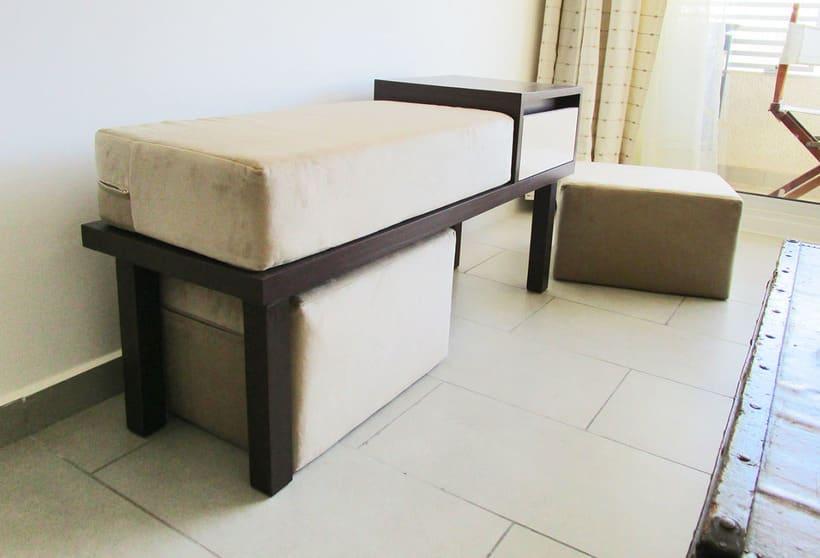 Dise o mobiliario para el hogar alexandra anna domestika - Mobiliario para el hogar ...