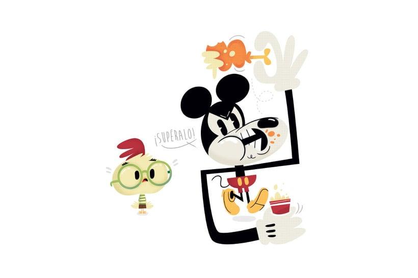 Revista Conozca Más_Serie de Ilustraciones 3
