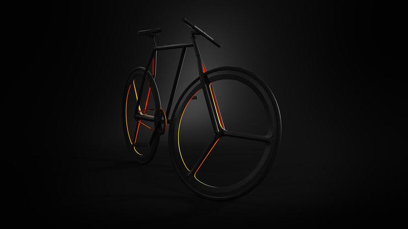 BAIK - diseño minimalista de bicicleta 4