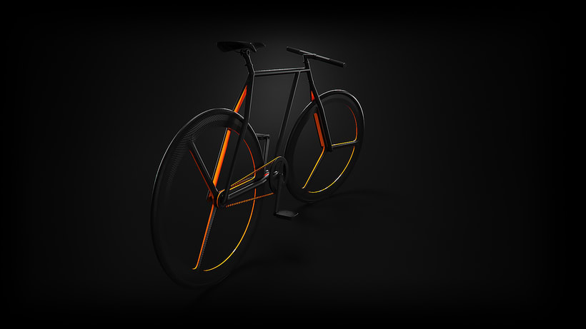 BAIK - diseño minimalista de bicicleta 6