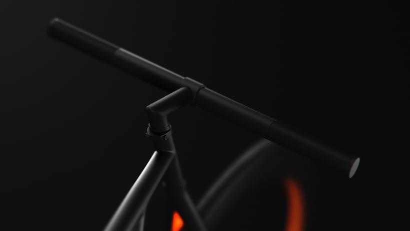 BAIK - diseño minimalista de bicicleta 5