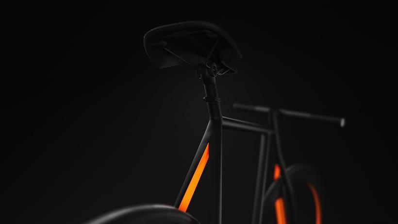 BAIK - diseño minimalista de bicicleta 11