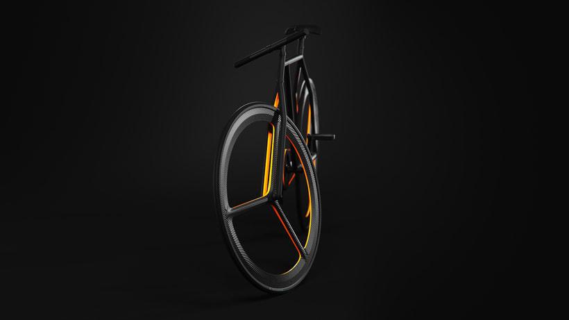 BAIK - diseño minimalista de bicicleta 8