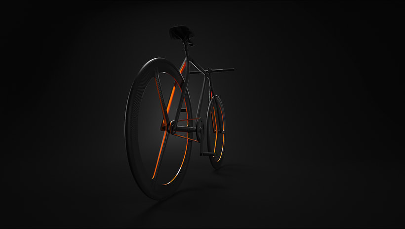 BAIK - diseño minimalista de bicicleta 10