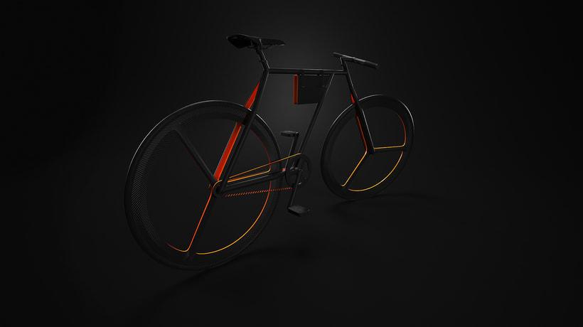 BAIK - diseño minimalista de bicicleta 12