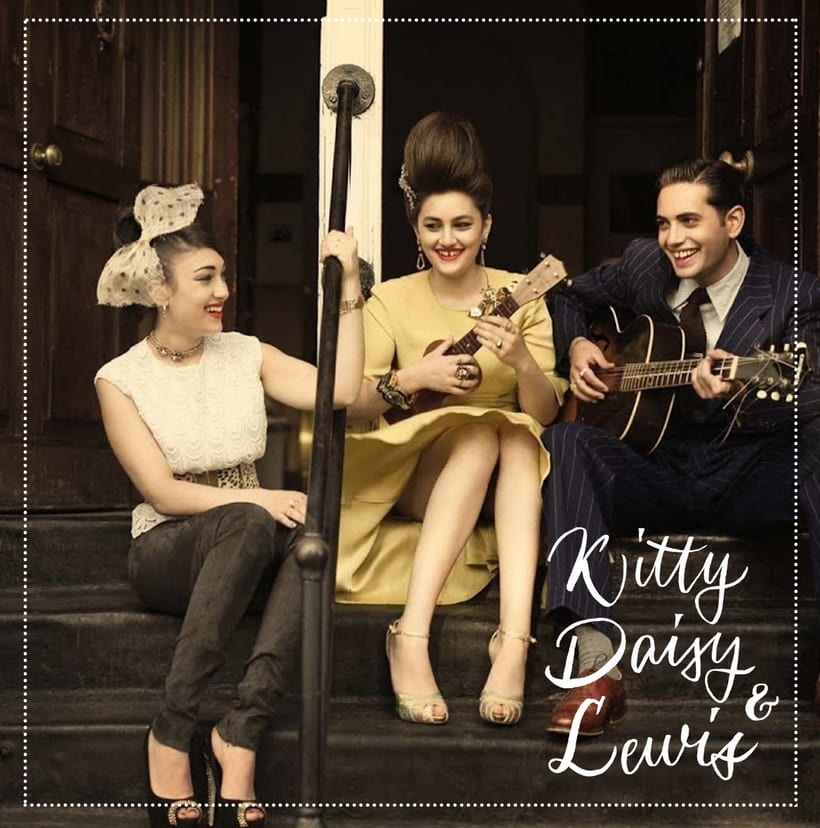 Logo de Kitty, Daisy & Lewis  1