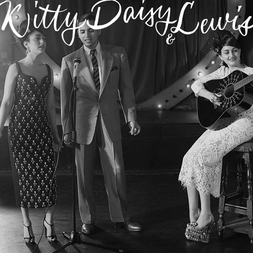 Logo de Kitty, Daisy & Lewis  3