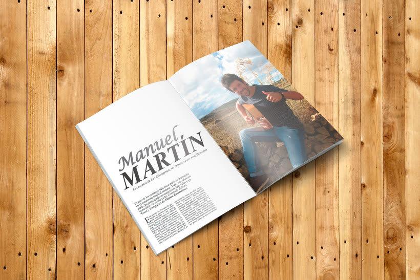 Manuel Martín, un alienígena muy flamenco -1